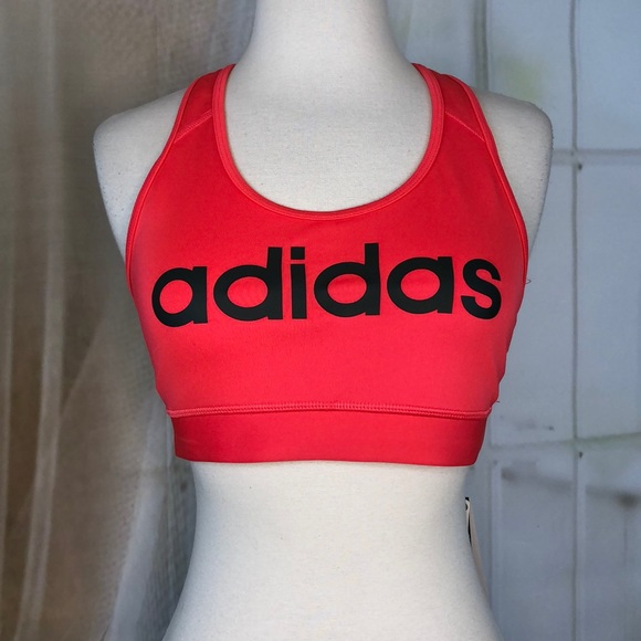 adidas Other - Adidas Coral Graphic Sport Bra
